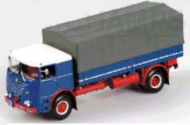 Bussing  - 1961 blue/red - 1:43 - Minichamps - 439073020 - mc439073020 | The Diecast Company