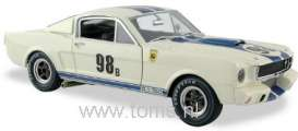 Ford  - 1965 white - 1:18 - Exact Detail - ed118 | The Diecast Company