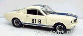 Ford  - 1965 white - 1:18 - Exact Detail - ed109 | The Diecast Company