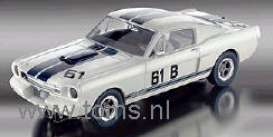 Shelby  - 1967 white - 1:32 - Revell - Germany - 08371 - revell08371 | The Diecast Company
