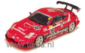 Nissan  - 2004 red - 1:43 - Ebbro - ebb43633 | The Diecast Company