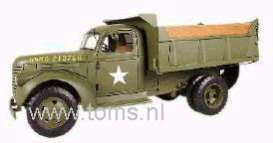 Chevrolet  - 1946 army green - 1:16 - Highway 61 - hw50341 | The Diecast Company