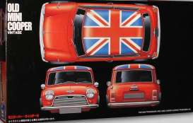 Mini Rover - 1:24 - Fujimi - 122205 - fuji122205 | The Diecast Company