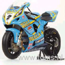 Suzuki  - 2004 blue - 1:12 - Minichamps - 122042202 - mc122042202 | The Diecast Company