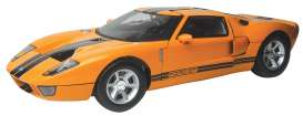 Ford  - GT 2004 yellow/black - 1:12 - Motor Max - 73001 - mmax73001y | The Diecast Company