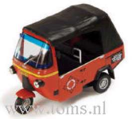 Bajaj  - 1990 orange - 1:43 - IXO Models - clc087 - ixclc087 | The Diecast Company