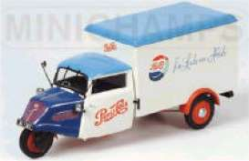 Tempo  - white - 1:18 - Minichamps - 150099024 - mc150099024 | The Diecast Company