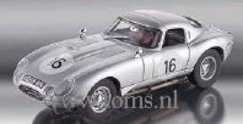 Jaguar  - 1964 silver - 1:32 - Revell - Germany - 08359 - revell08359 | The Diecast Company