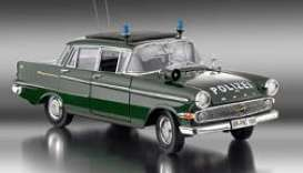 Opel  - 1961 green - 1:18 - Revell - Germany - 08875 - revell08875 | The Diecast Company