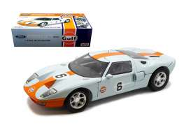 Ford  - GT Concept 2004 gulf blue/orange - 1:12 - Motor Max - mmax79639 | The Diecast Company