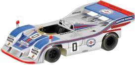 Porsche  - 1971 white/blue/red - 1:18 - Minichamps - 100746100 - mc100746100 | The Diecast Company