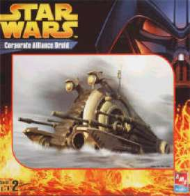 Star Wars  - 1:25 - AMT - s38315 - amts38315 | The Diecast Company