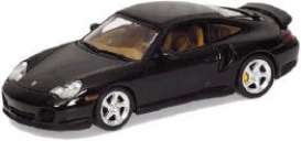 Porsche  - 2005 dark green metallic - 1:43 - Minichamps - 430069310 - mc430069310 | The Diecast Company
