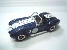 Shelby Collectibles - Shelby Cobra - shelby121-1 : 1965 Shelby Cobra 427 S/C, blue/white