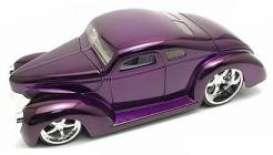 Ford  - 1940 candy purple - 1:24 - Jada Toys - 92411p - jada92411p | The Diecast Company