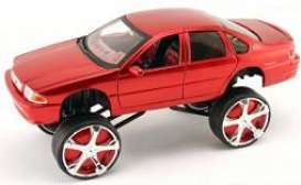 Chevrolet  - 1996 red - 1:24 - Jada Toys - 90895r - jada90895r | The Diecast Company