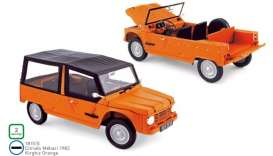 Citroen  - 1977 orange - 1:18 - Norev - 181515 - nor181515 | The Diecast Company