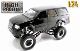 Ford  - 2003 black - 1:24 - Jada Toys - 90676bk - jada90676bk | The Diecast Company