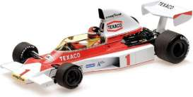 McLaren  - 1975 red/white - 1:43 - Minichamps - mc530754301 | The Diecast Company