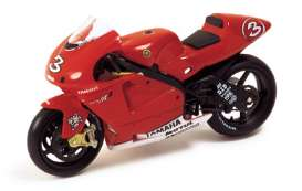 Yamaha  - 2002 red - 1:24 - IXO Models - rab033 - ixrab033 | The Diecast Company