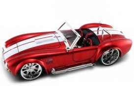 Shelby  - 1965 red/white - 1:24 - Jada Toys - 90538r - jada90538r | The Diecast Company