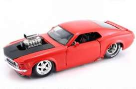 Ford  - 1970 red - 1:24 - Jada Toys - 91623r - jada91623r | The Diecast Company