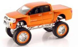 Nissan  - orange - 1:64 - Jada Toys - 12038W5o - jada12038W5o | The Diecast Company