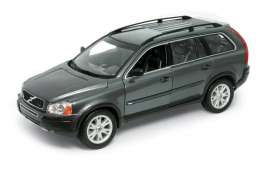 Volvo  - 2005 dark grey - 1:18 - Welly - 12549gy - welly12549gy | The Diecast Company