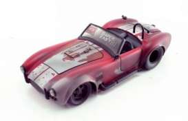 Shelby  - 1965 red - 1:24 - Jada Toys - 91675 - jada91675 | The Diecast Company