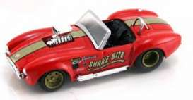 Shelby  - 1965 red - 1:64 - Jada Toys - 12006W13-8 - jada12006W13-8 | The Diecast Company