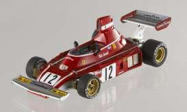 Ferrari  - 1974 red - 1:43 - Hotwheels Elite - mvN5601 - hwmvN5601 | The Diecast Company