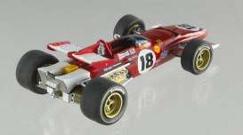 Ferrari  - 1970 red - 1:43 - Hotwheels Elite - mvN5588 - hwmvN5588 | The Diecast Company