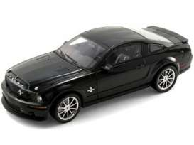 Shelby  - 2008 black/black - 1:18 - Shelby Collectibles - shelby299 | The Diecast Company