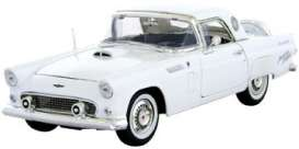 Ford  - 1956 white - 1:18 - Motor Max - 73176w - mmax73176w | The Diecast Company