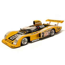 Renault  - 1978 yellow - 1:18 - Norev - nor185145 | The Diecast Company