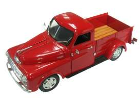 Dodge  - 1948 red - 1:32 - Signature Models - sig32419r | The Diecast Company