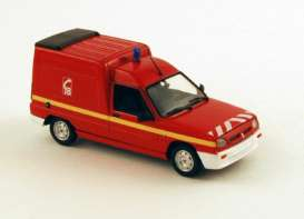Renault  - 1995 red - 1:43 - Norev - nor514002 | The Diecast Company