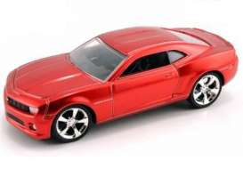 Chevrolet  - 2010 candy red - 1:24 - Jada Toys - 92488r - jada92488r | The Diecast Company