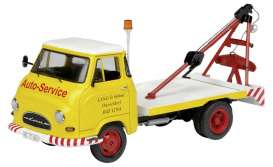 Hanomag  - yellow - 1:43 - Schuco - 3246 - schuco3246 | The Diecast Company