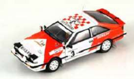 Nissan  - 1988 white/red - 1:43 - Bizarre - BZ394 | The Diecast Company
