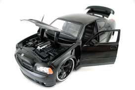 Dodge  - 2006 black - 1:24 - Jada Toys - 90796bk - jada90796bk | The Diecast Company