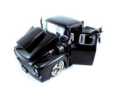 Ford  - 1956 black - 1:24 - Jada Toys - 90485bk - jada90485bk | The Diecast Company