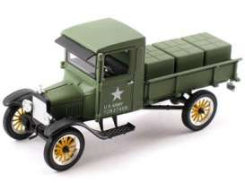 Ford  - 1923 army green - 1:32 - Signature Models - sig32521gn | The Diecast Company