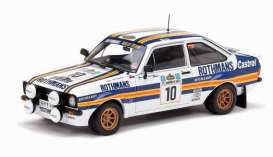 Ford  - 1980 white/blue - 1:18 - SunStar - sun4444 | The Diecast Company