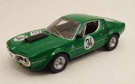 Alfa Romeo  - 1973 green - 1:43 - M4 Collection - m4007081 | The Diecast Company