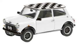 Mini  - white - 1:43 - Schuco - 2448 - schuco2448 | The Diecast Company