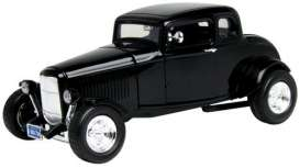 Ford  - 1932 black - 1:18 - Motor Max - 73171bk - mmax73171bk | The Diecast Company
