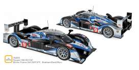 Peugeot  - 908 2009 blue/black - 1:18 - Norev - 184800 - nor184800 | The Diecast Company