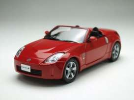 Nissan  - Fairlady Z open 2007 red - 1:43 - J Collection - jc13402br | The Diecast Company