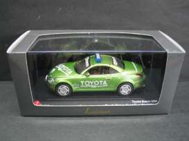 Toyota  - 2004 green - 1:43 - J Collection - jc14001pc | The Diecast Company